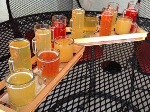 Colorful varieties of hard ciders