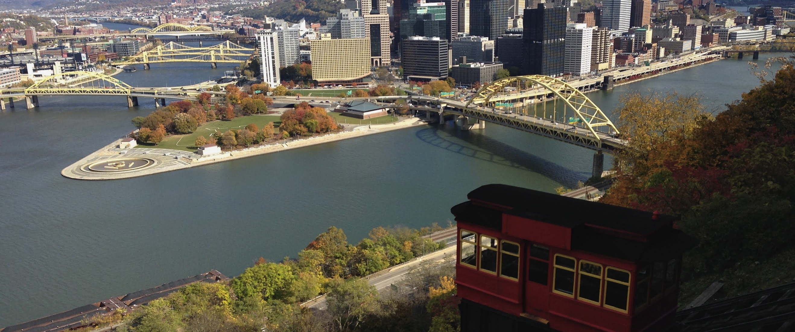 Pittsburgh's Duquesne Incline