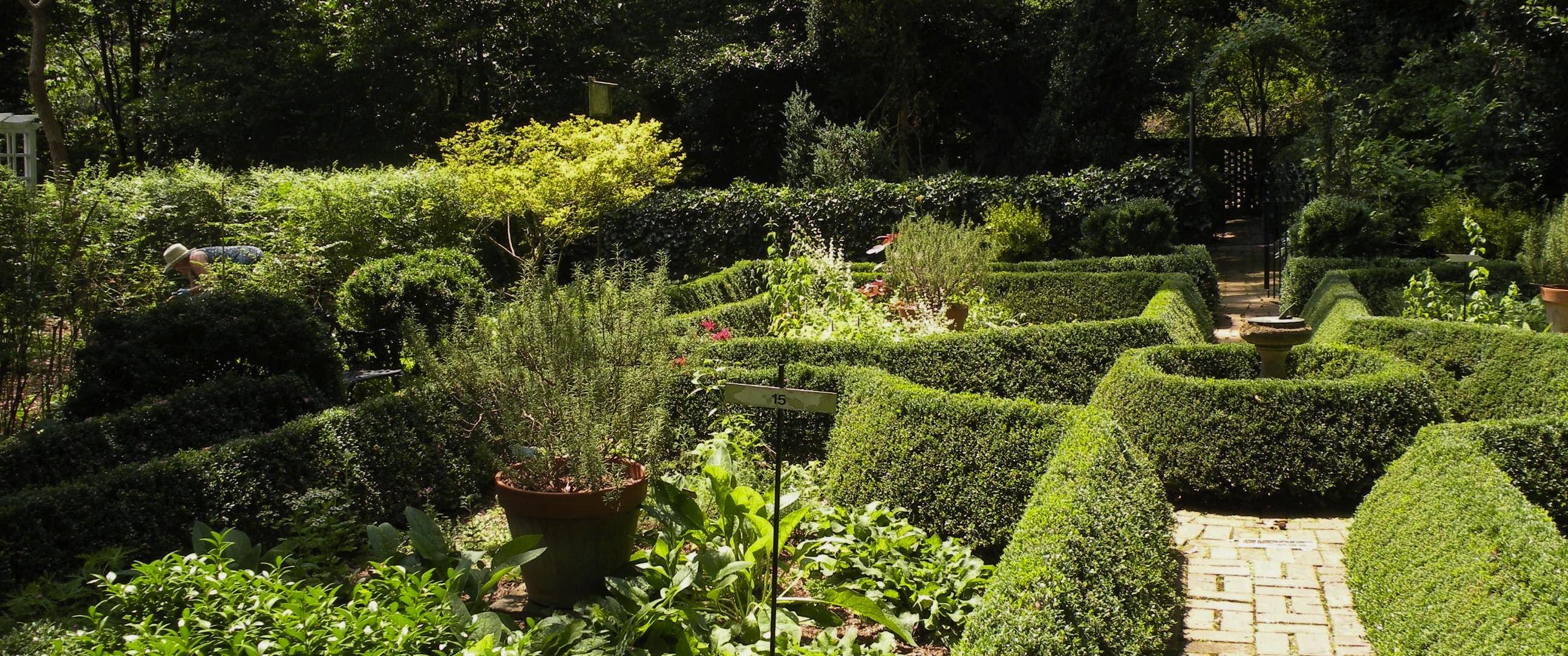Charlotte's Hidden Gardens